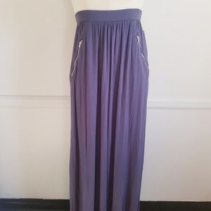 French Connection | Maxi Jersey Skirt